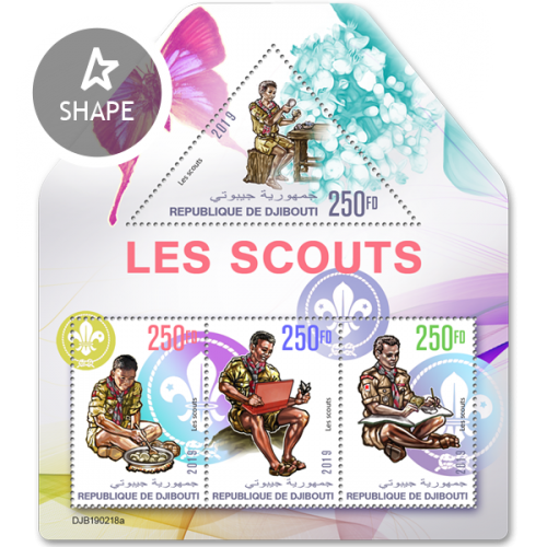 | Stamps of DJIBOUTI